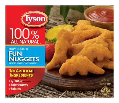 dino-nuggets