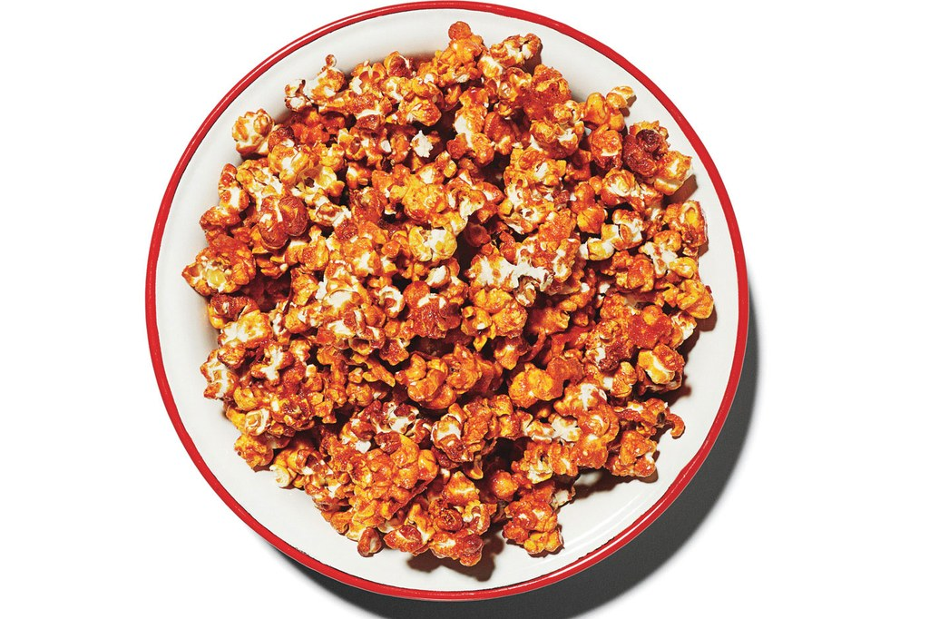 buffel Wing Popcorn