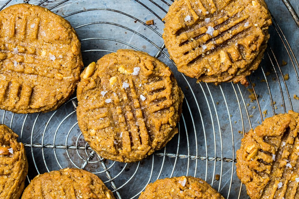 BA's Best Peanut Butter Cookies