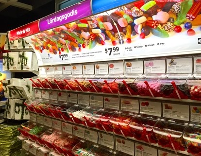 Ikea-candy-store