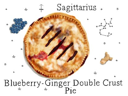 june pie horoscopes sagittarius