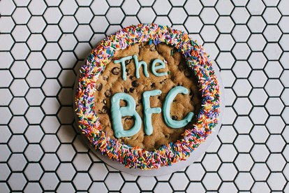 A weekly tradition at Kindred, the Big F*cking Cookie is awarded each Saturday to a standout staffer