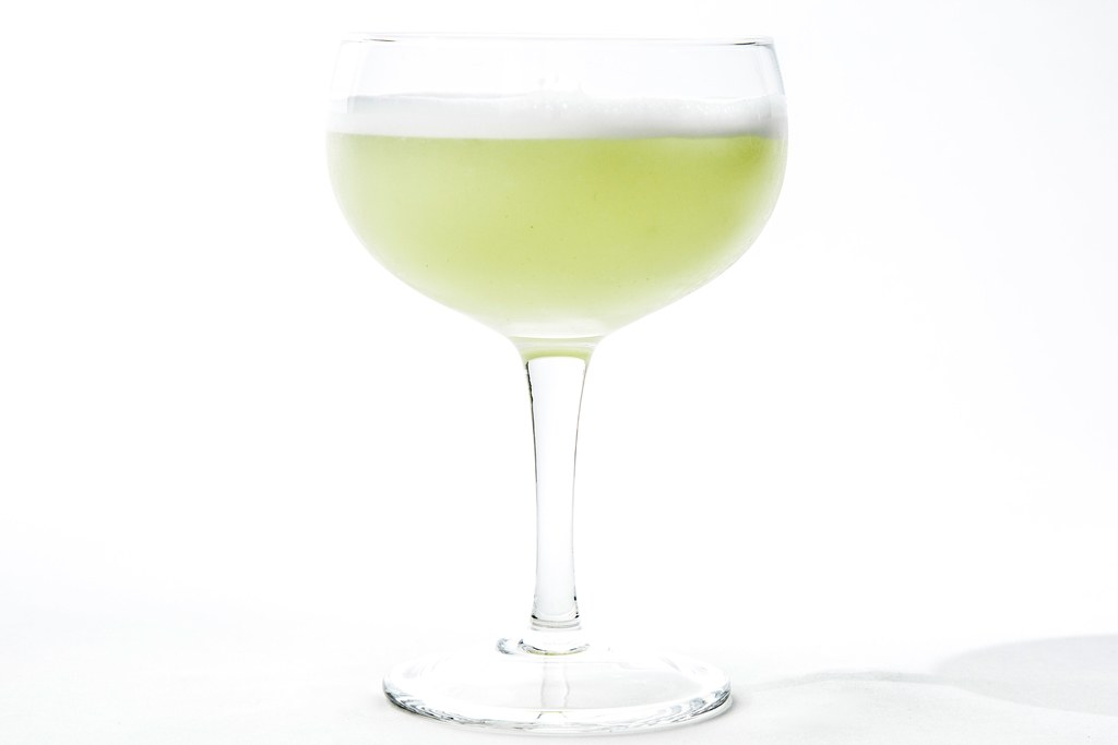 Tako Fresh and So Green Cocktail