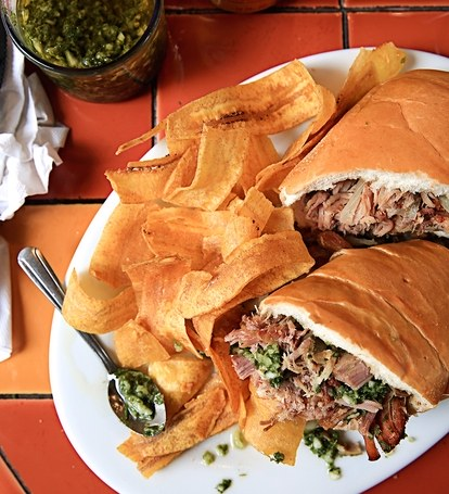 miami city guide lechon sandwich