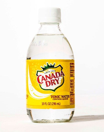 Canada-dry-tonic water