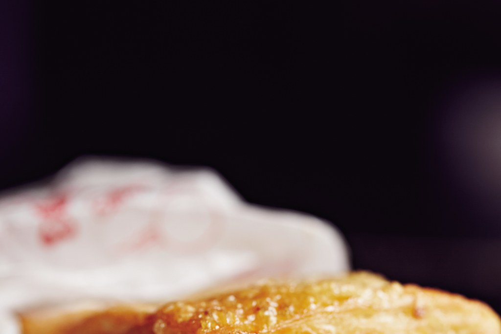 واد بلغة الشعر Talde's Mickey D's–Style Fried Apple Pies