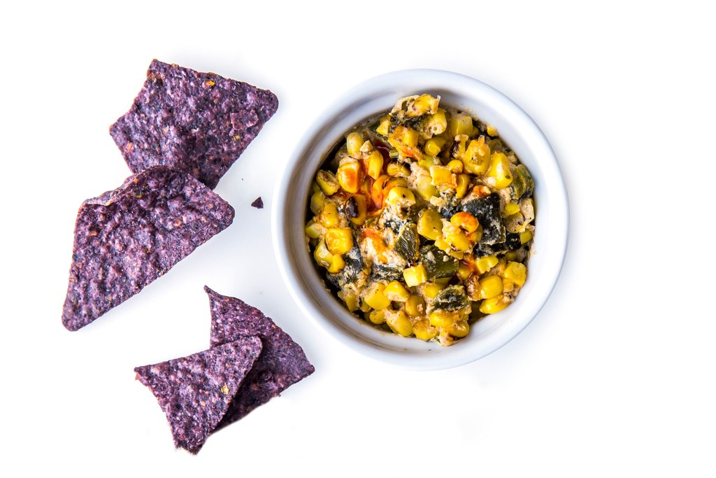 grigliato Corn and Chile Dip